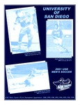 University of San Diego Men's Soccer Media Guide 2001 by University of San Diego Athletics Department