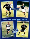 University of San Diego Men's Soccer Media Guide 2002 by University of San Diego Athletics Department