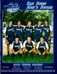 University of San Diego Men's Soccer Media Guide 2003