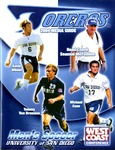 University of San Diego Men's Soccer Media Guide 2004