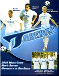 University of San Diego Men's Soccer Media Guide 2005 by University of San Diego Athletics Department