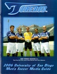University of San Diego Men's Soccer Media Guide 2006