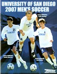 University of San Diego Men's Soccer Media Guide 2007 by University of San Diego Athletics Department