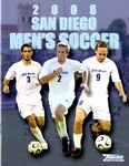 University of San Diego Men's Soccer Media Guide 2008 by University of San Diego Athletics Department