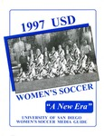University of San Diego Women's Soccer Media Guide 1997