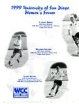 University of San Diego Women's Soccer Media Guide 1999