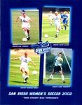 University of San Diego Women's Soccer Media Guide 2002