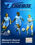 University of San Diego Women's Soccer Media Guide 2005