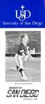 University of San Diego Softball Media Guide 1989 by University of San Diego Athletics Department