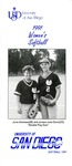 University of San Diego Softball Media Guide 1991 by University of San Diego Athletics Department