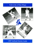University of San Diego Softball Media Guide 1997 by University of San Diego Athletics Department
