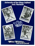 University of San Diego Softball Media Guide 2001