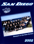 University of San Diego Softball Media Guide 2002