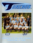 University of San Diego Softball Media Guide 2005