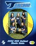 University of San Diego Softball Media Guide 2006