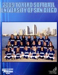 University of San Diego Softball Media Guide 2009