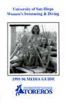University of San Diego Swimming & Diving Media Guide 1995-1996 by University of San Diego Athletics Department