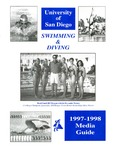 University of San Diego Swimming & Diving Media Guide 1997-1998 by University of San Diego Athletics Department