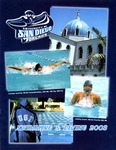 University of San Diego Swimming & Diving Media Guide 2002-2003 by University of San Diego Athletics Department
