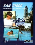 University of San Diego Swimming & Diving Media Guide 2004-2005