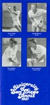University of San Diego Men's Tennis Media Guide 1987