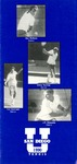 University of San Diego Men's Tennis Media Guide 1990 by University of San Diego Athletics Department