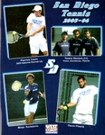 University of San Diego Men's Tennis Media Guide 2005-2006 by University of San Diego Athletics Department