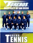 University of San Diego Men's Tennis Media Guide 2010
