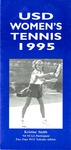 University of San Diego Women's Tennis Media Guide 1994-1995 by University of San Diego Athletics Department