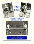 University of San Diego Women's Tennis Media Guide 1996-1997 by University of San Diego Athletics Department