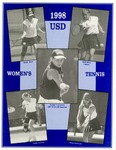 University of San Diego Women's Tennis Media Guide 1997-1998 by University of San Diego Athletics Department