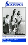 University of San Diego Volleyball Media Guide 1994 by University of San Diego Athletics Department