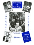 University of San Diego Volleyball Media Guide 1997 by University of San Diego Athletics Department