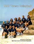 University of San Diego Volleyball Media Guide 1998 by University of San Diego Athletics Department