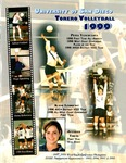 University of San Diego Volleyball Media Guide 1999 by University of San Diego Athletics Department