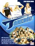 University of San Diego Volleyball Media Guide 2005