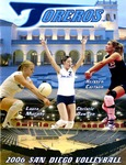 University of San Diego Volleyball Media Guide 2006