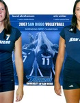 University of San Diego Volleyball Media Guide 2007