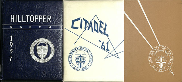 College for Men Yearbooks