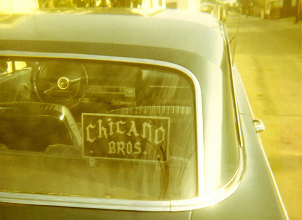 Chicano Brothers Car Club