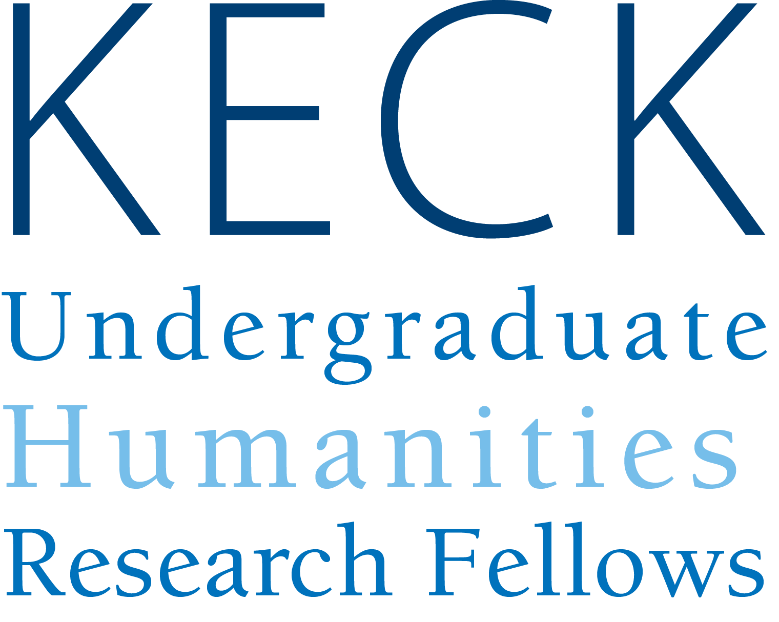 Keck Undergraduate Humanities Research Fellows