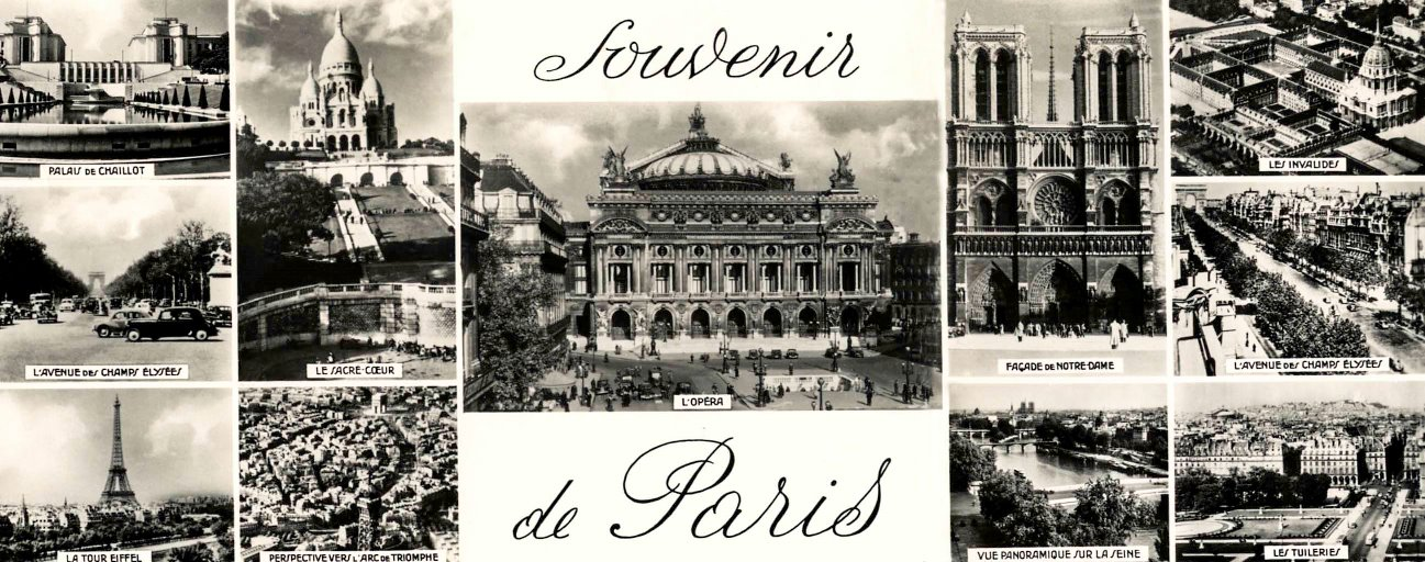 French Postcard Collection