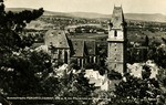 PERCHTOLDSDORF - 246 m, N. Oe, Pfarrkirche un Türkenturm