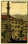 Innsbruck - Maria-Theresienstrasse