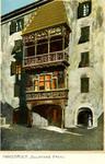 """Innsbruck - """"Goldenes Dachl"""""""
