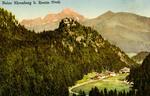 Reutte - Ruine Ehrenberg b. Reutte (Tirol)