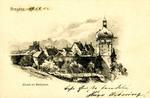 Bregenz - Altstadt mit Martinsturm