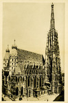 Wien -  Stephanskirche