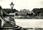 Wien - Schönbrunn, Neptunbrunnen und Gloriette