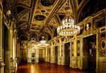 Wien - Oper, Schwind-Foyer